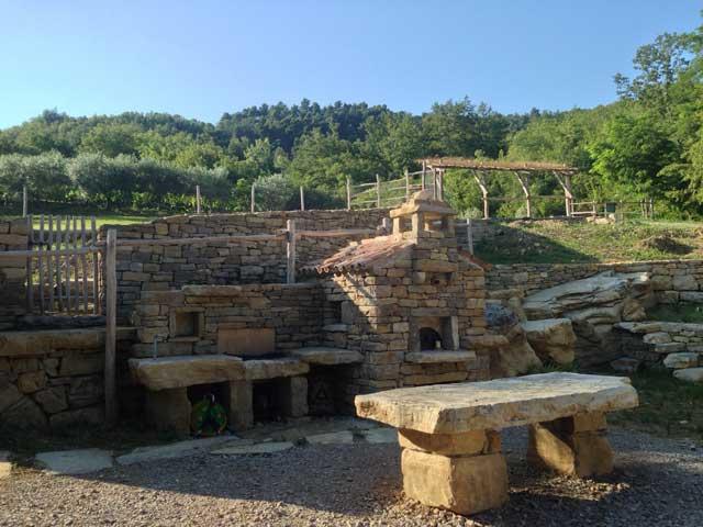 Bolara 60 courtyard